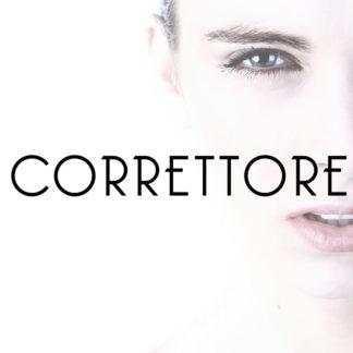 Correttore
